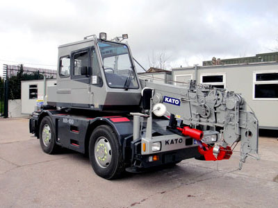 Kato MR-100 10 ton City Crane Hire