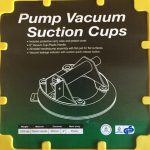 Manual Pump Vacuum Suction Cups