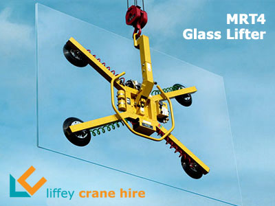 MRT4 320kg Vacuum Glass Lifter for Hire