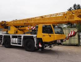 Tadano ATF 40G-2 All-Terrain Mobile Crane for hire