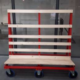 Glass Trolley - Glass Lifting Accessories for Hire