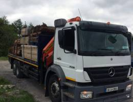 HIAB Lorry-mounted Cranes for Hire