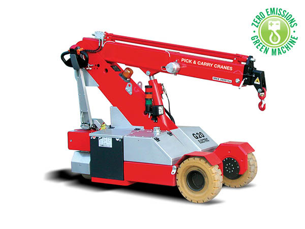 G20 Pick and Carry Crane